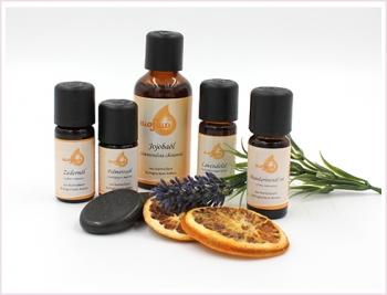 Massageöl für Kinder
