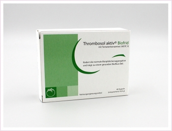 Thrombosol aktiv 60 Stk.